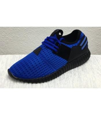 Street shoes blå